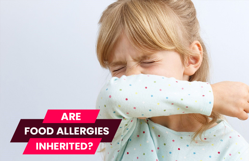 Are Food Allergies Inherited?
