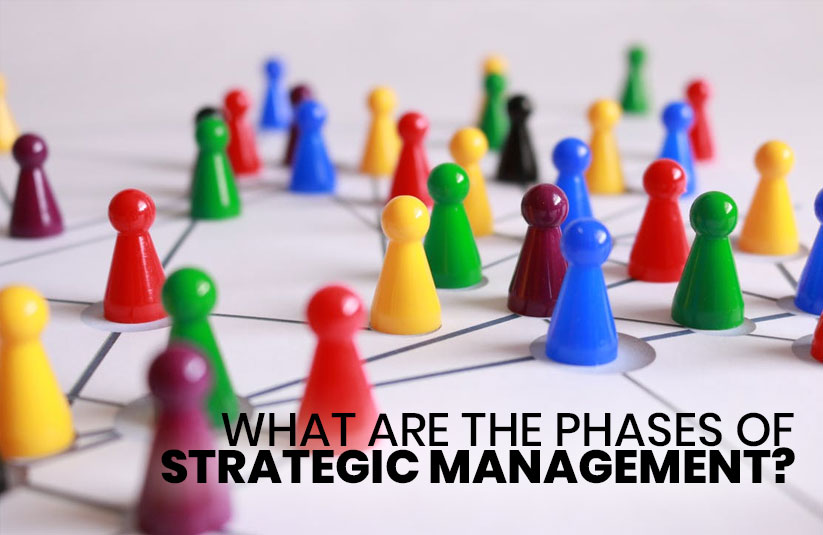 What are the Phases of Strategic Management